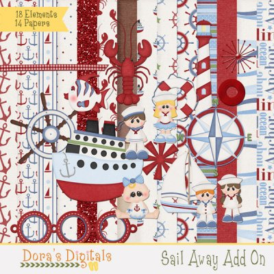 Sail Away Add On