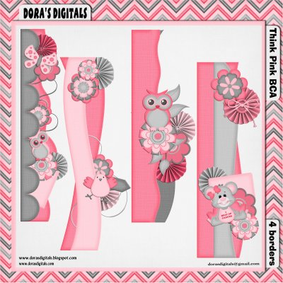 Think Pink BCA Borders 1