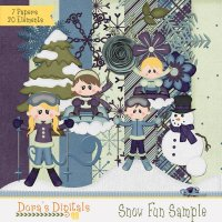 Snow Fun Sampler