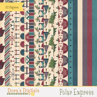 Polar Express Papers